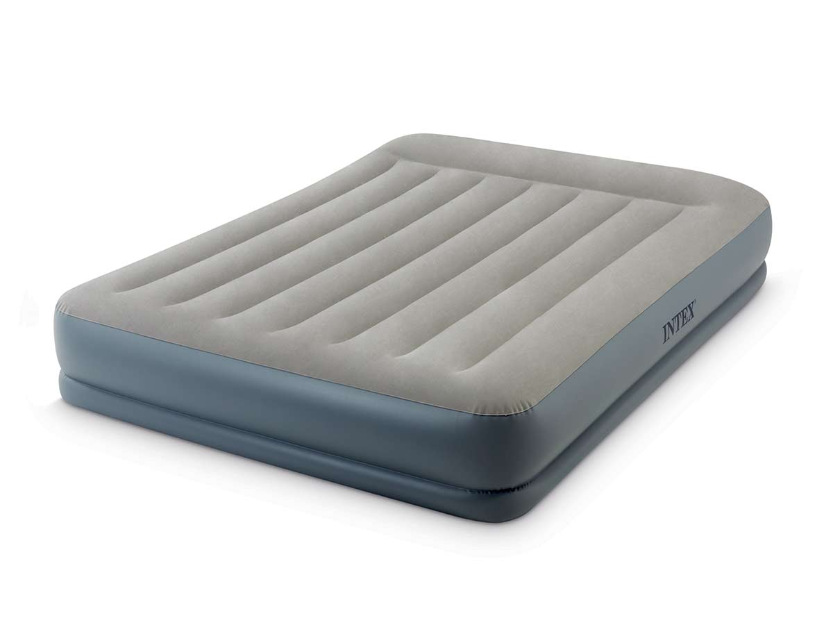 Matelas gonflable Mid Rise Fiber Tech 2 places - Intex