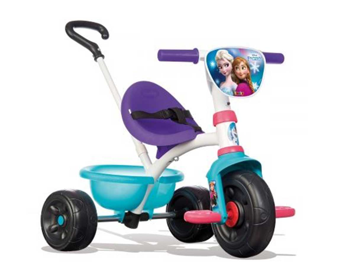 smoby  Tricycle enfant Be Move Reine des Neiges Tricycle évolutif pour... par LeGuide.com Publicité