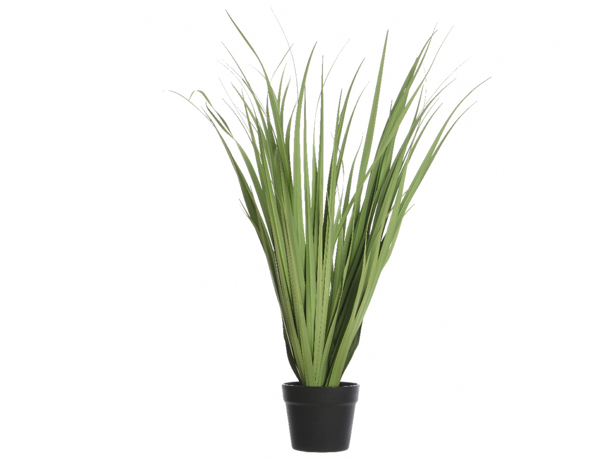 Tiges d'herbe artificielles 123 cm - Jardideco