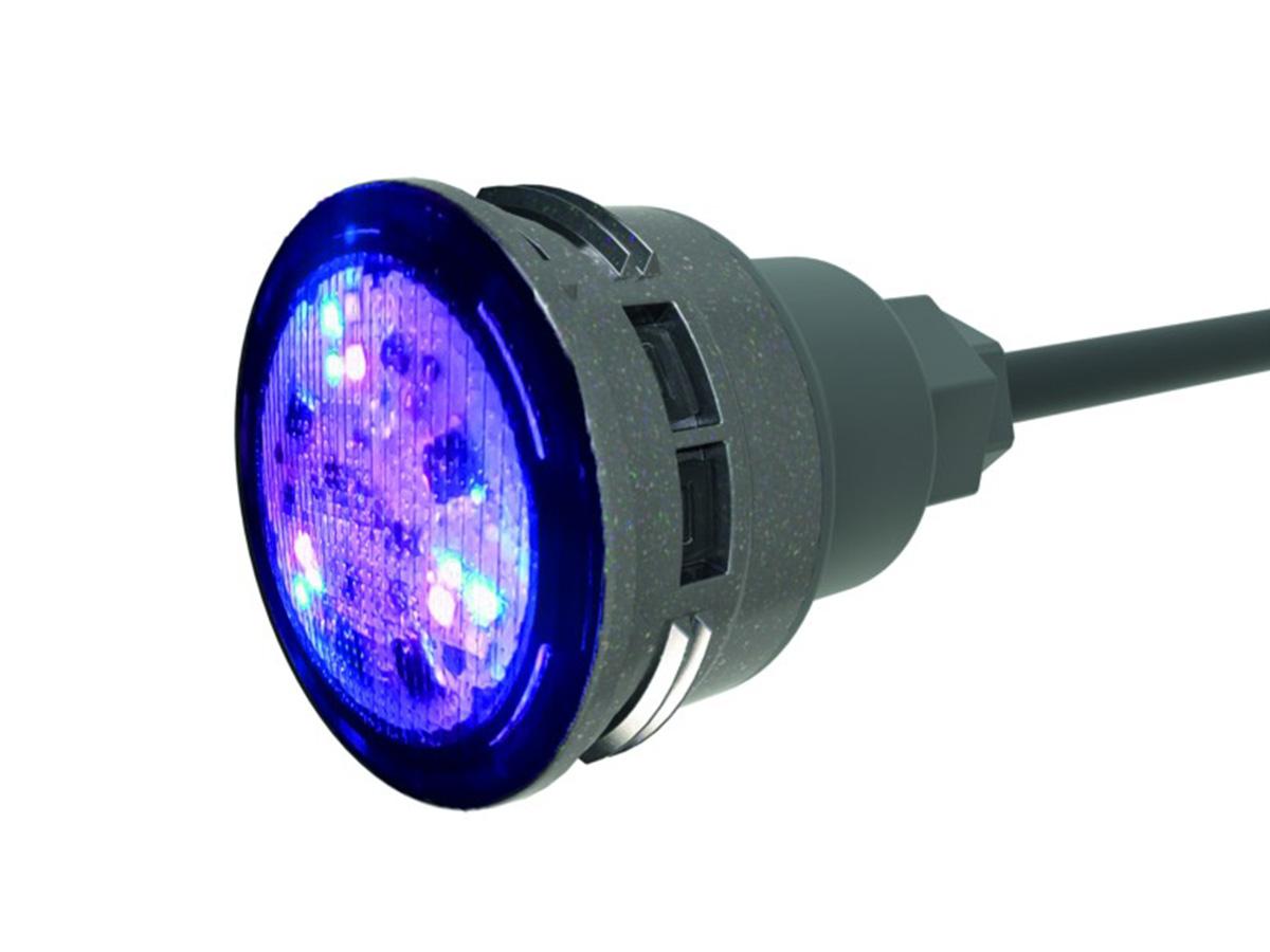 Projecteur LED 7W RGBW X7 Mini-Brio+ seul - CCEI
