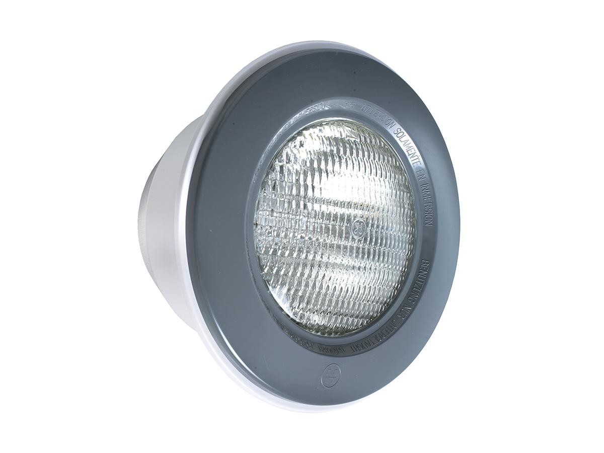 Projecteur LED 300W PAR-56 Gris Foncé pour piscine liner/béton - Hayward