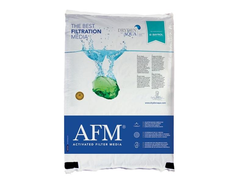 Verre filtrant activé AFM Grade 2 21 kg - Bayrol