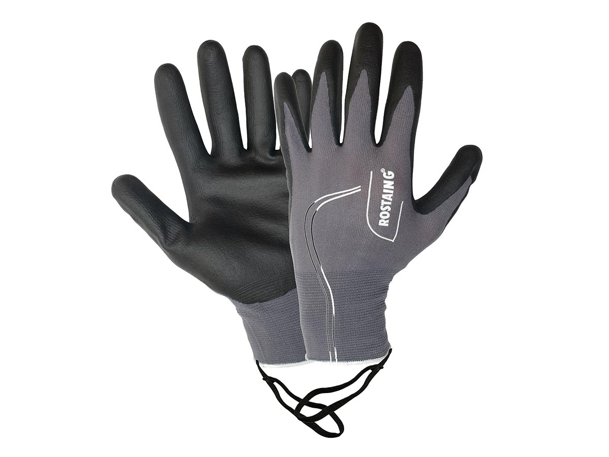 Gants pour travaux jardin Maxfeel - Taille 9 - Rostaing