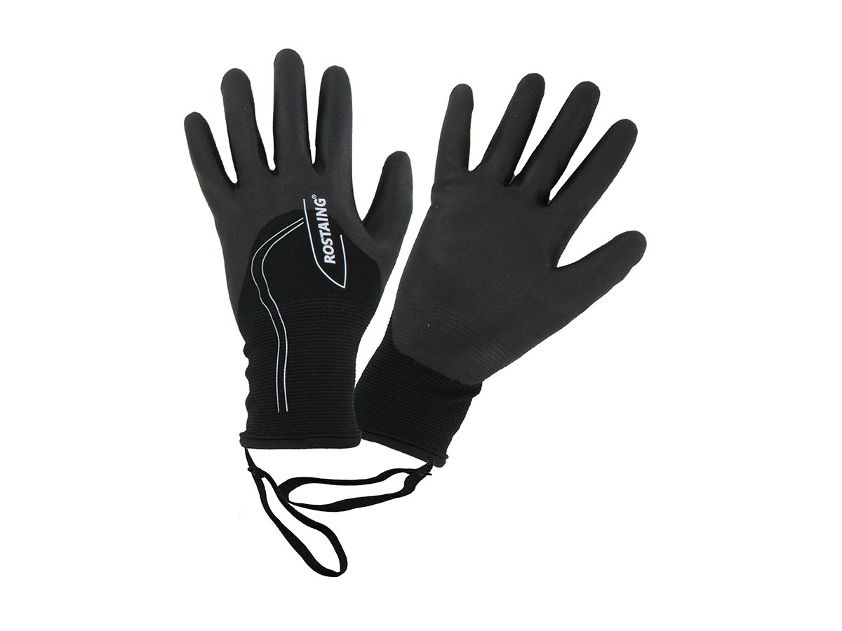 Gants pour travaux jardin Maxtop - Taille 9 - Rostaing