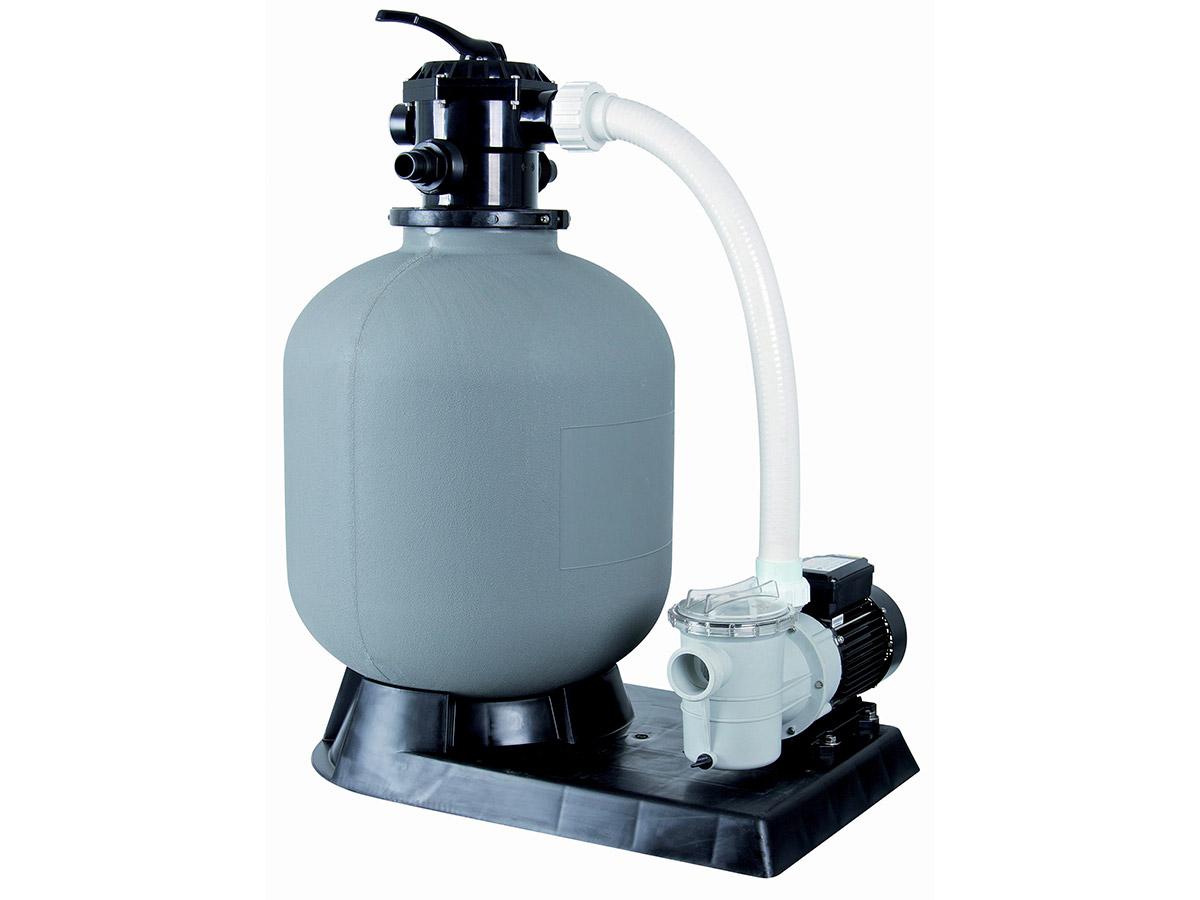 Groupe de filtration à sable PoolFilter 9 m³/h - Ubbink