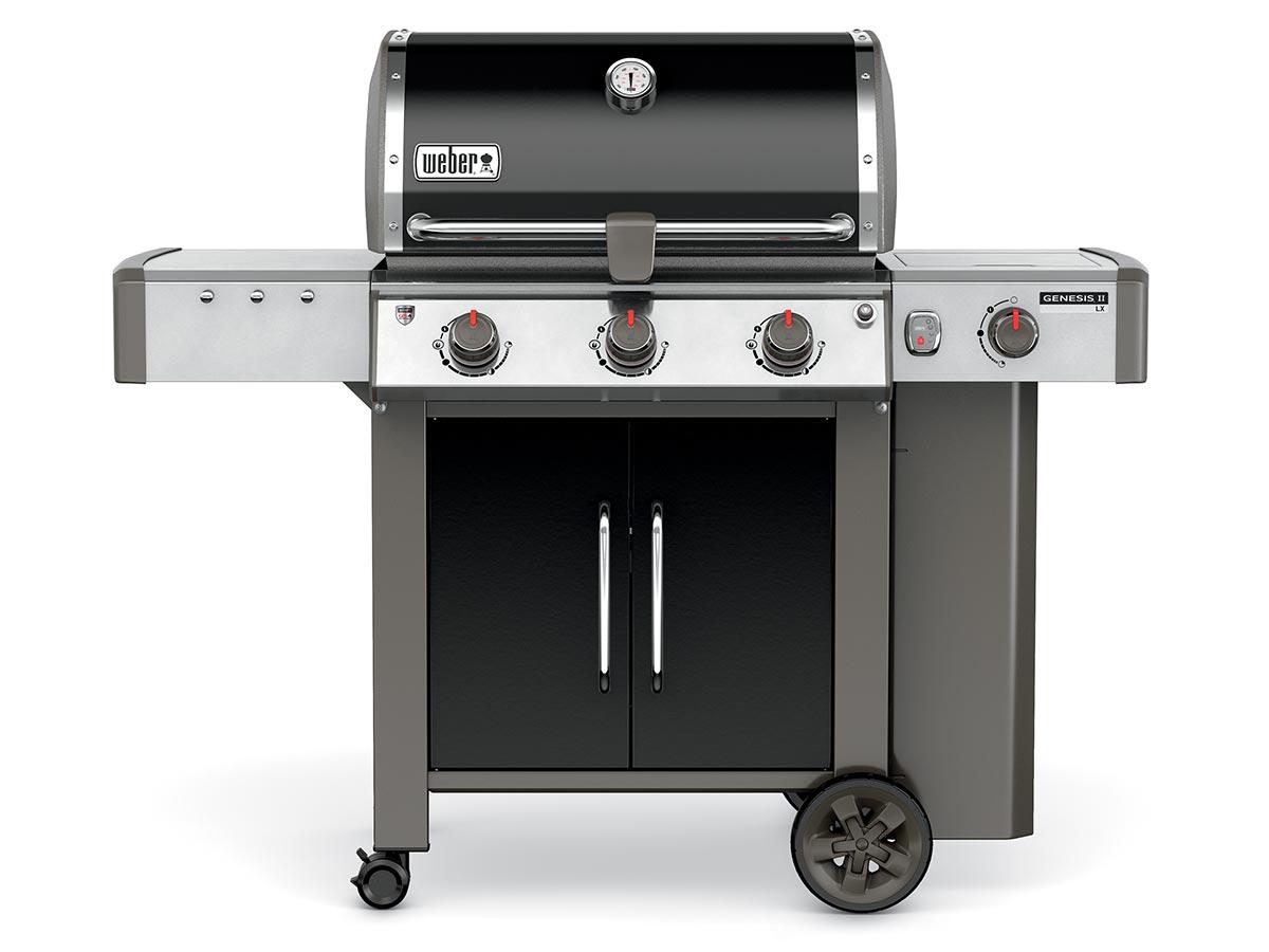 Barbecue Weber genesis ii lx e-340 gbs