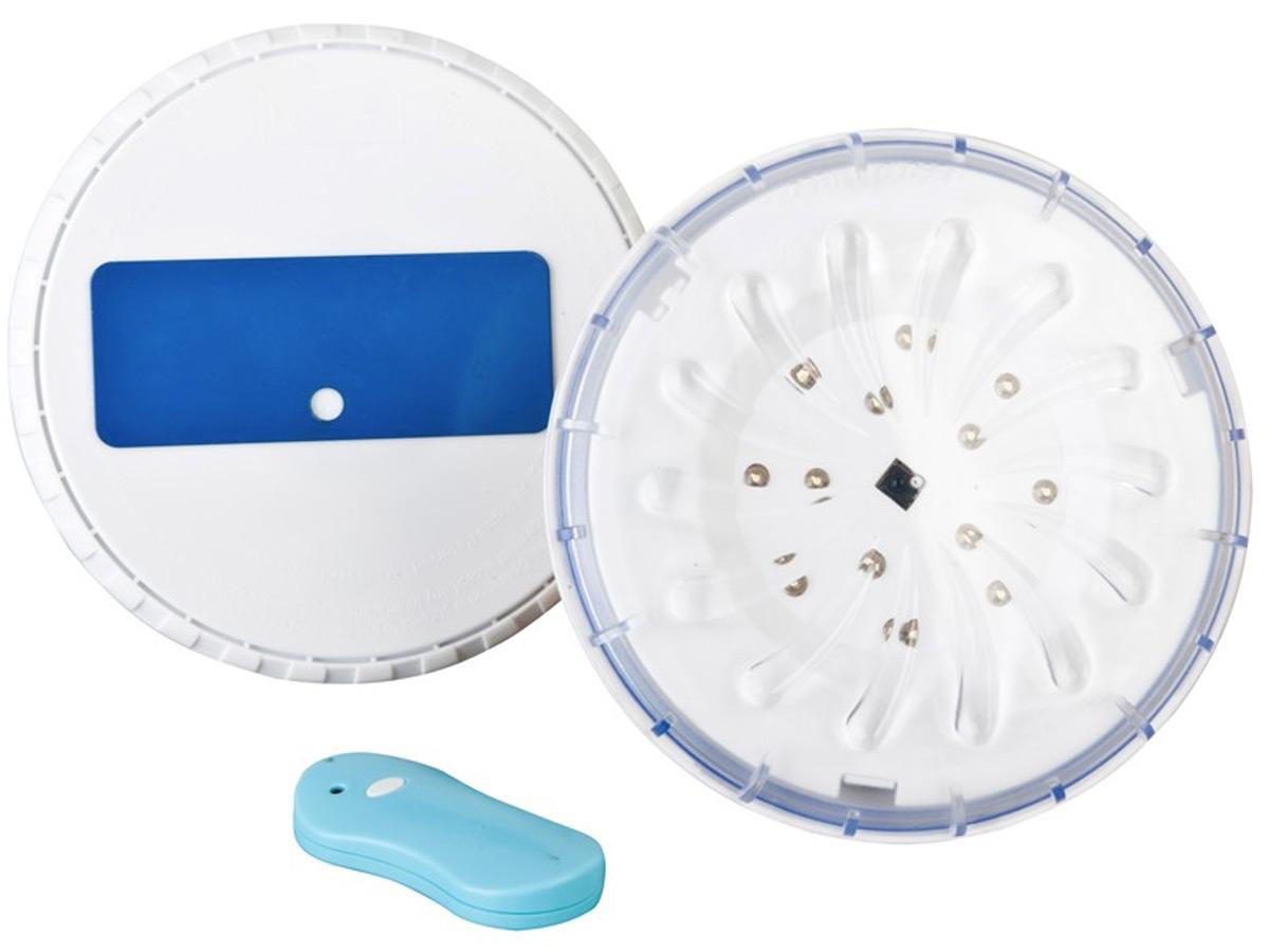Lot de 2 projecteurs LED blancs pour piscine acier hors-sol - Gré