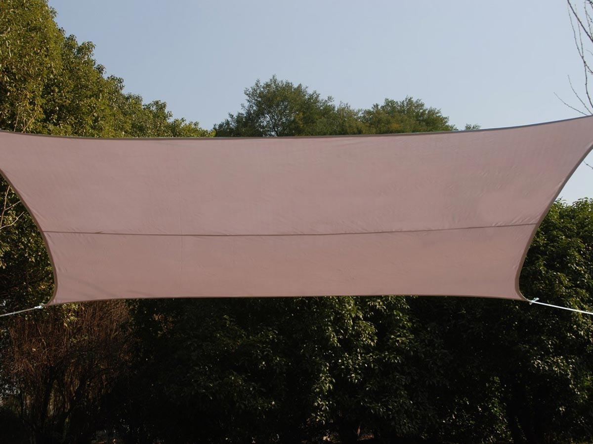 3 x 3 x 4,25 m Taupe Royal Gardineer Voile dombrage Triangulaire