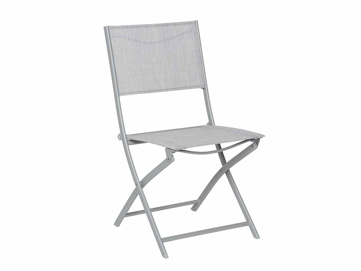 Chaise Hesperide Gris