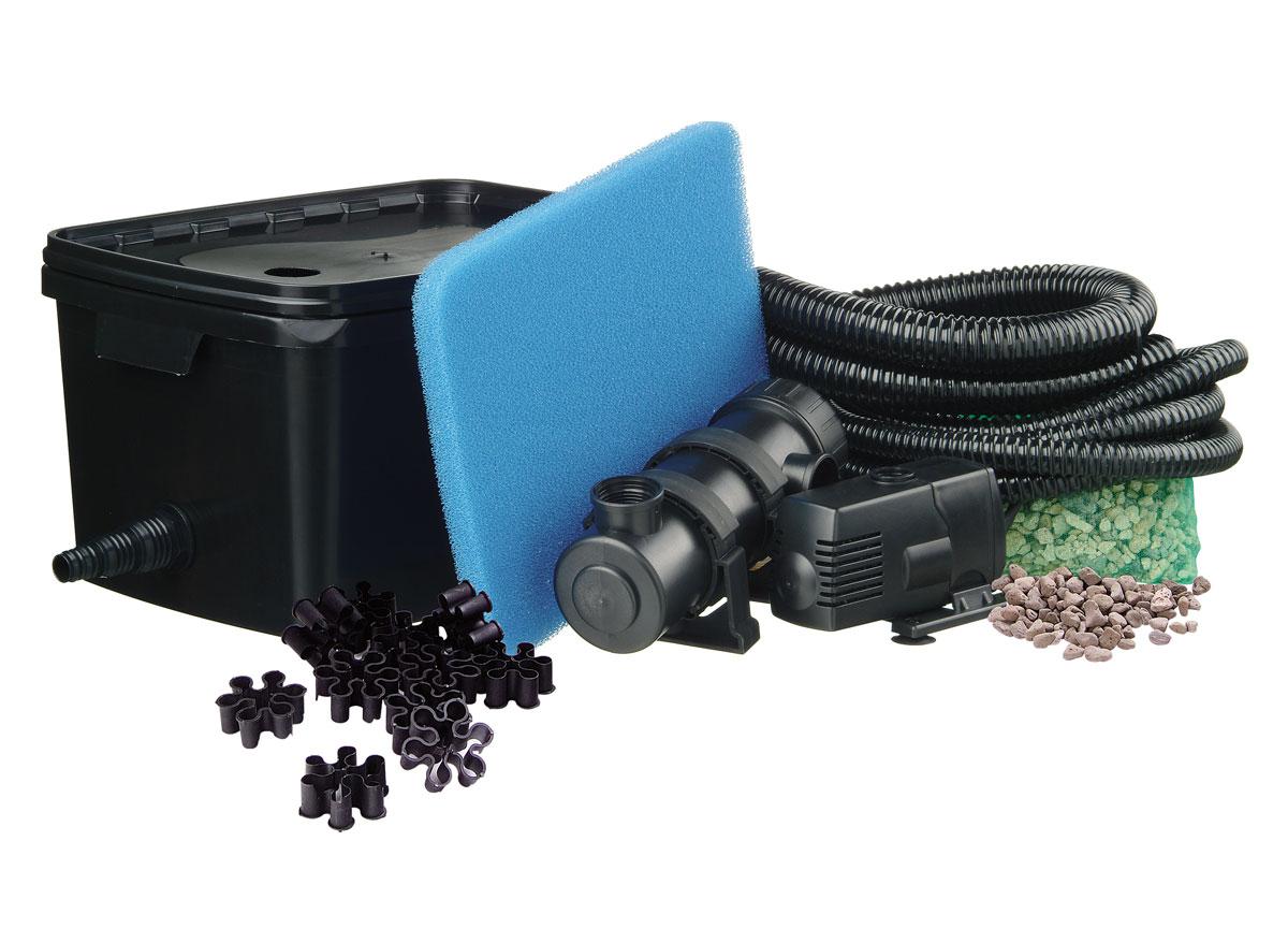 Kit de filtration pour bassin FiltraPure 2000 PlusSet - 5 W
