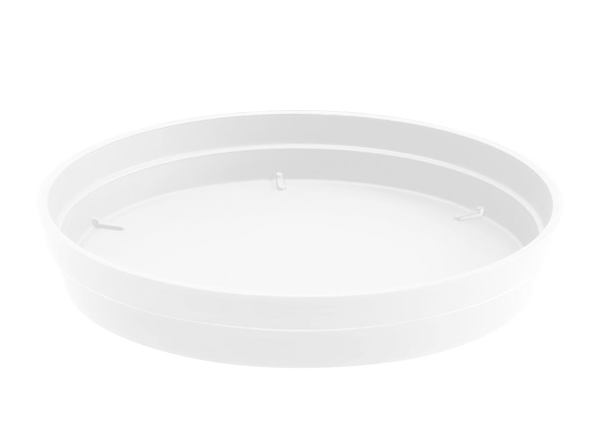 Soucoupe Ø 34.50 cm pour pot Ø 44, 46, 48 cm - Blanc