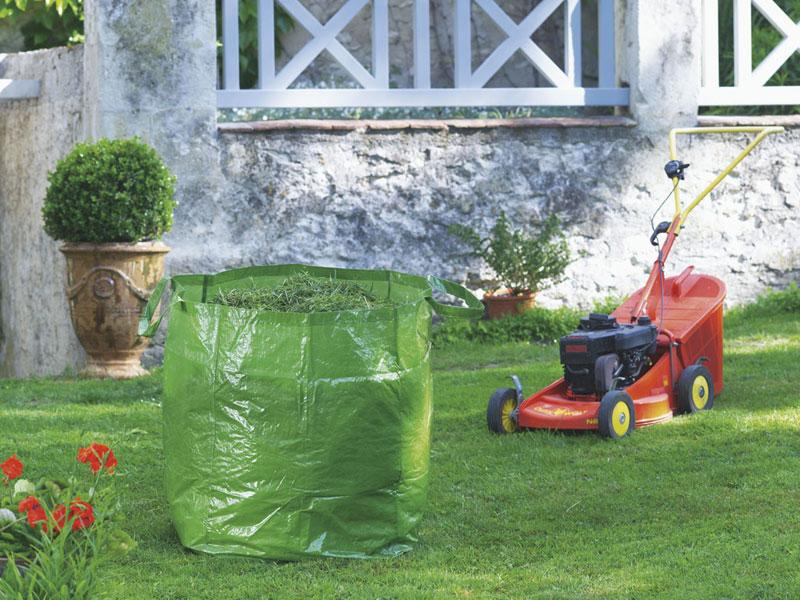 Sac de déchets verts réutilisable 180 l