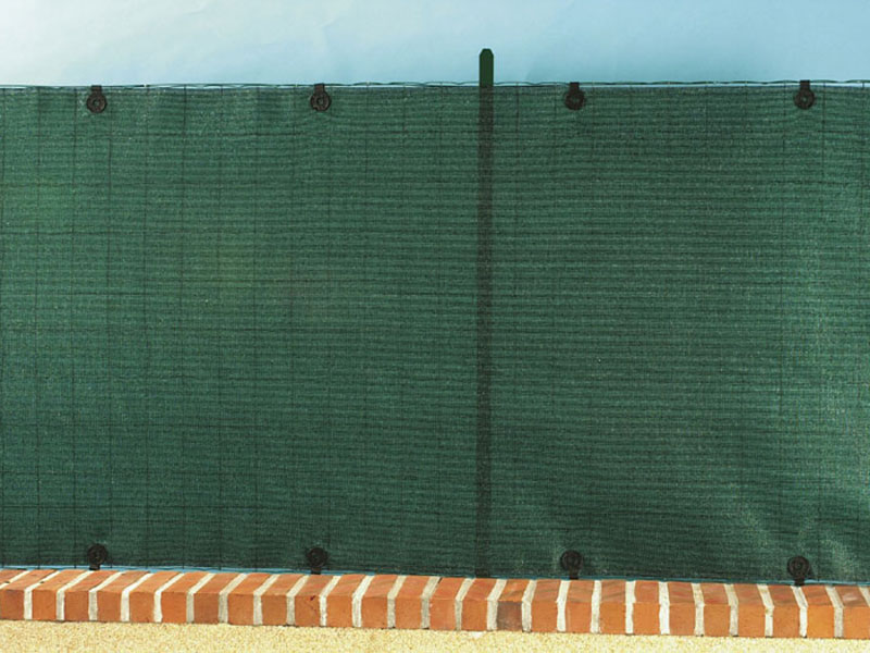 Brise Vue pour clôture totaltex en rouleau 1.50 x 10 m vert nortene