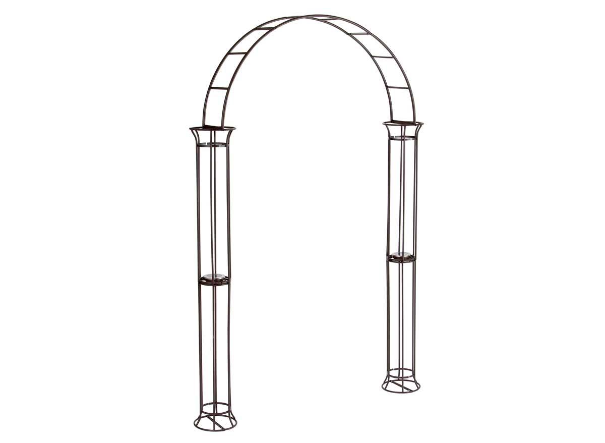 Arche Roman Solar Arch avec 2 spots solaires