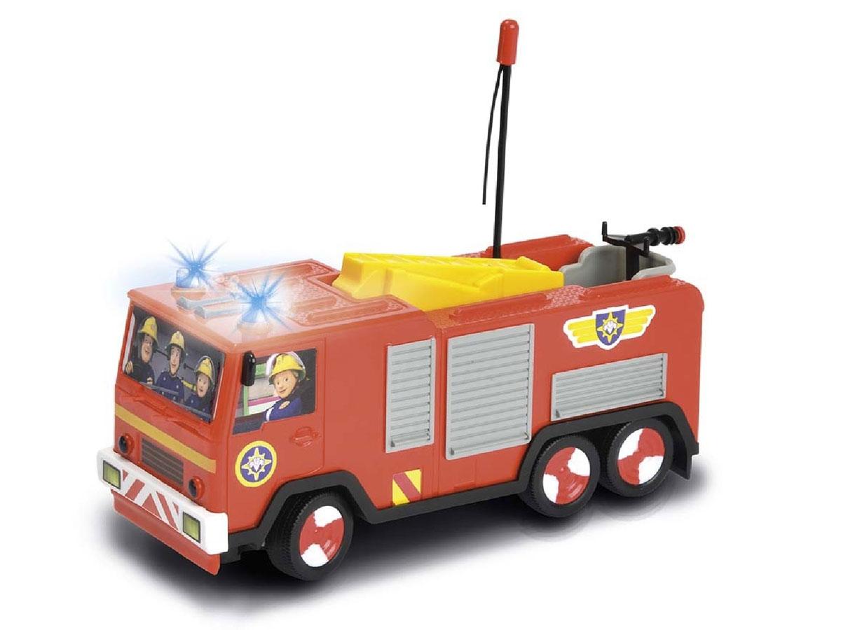 Camion de pompier télécommandé Jupiter Sam le Pompier 1/24
