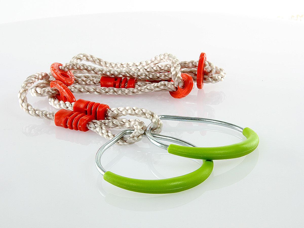 soulet  Paire d'anneaux en acier - Accessoire balançoire Paire d'anneaux... par LeGuide.com Publicité