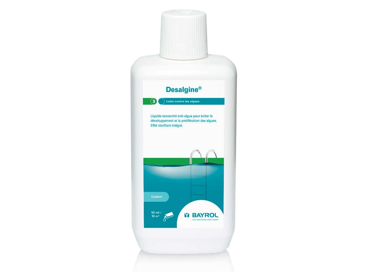 Anti-Algues Desalgine 1 L - Bayrol