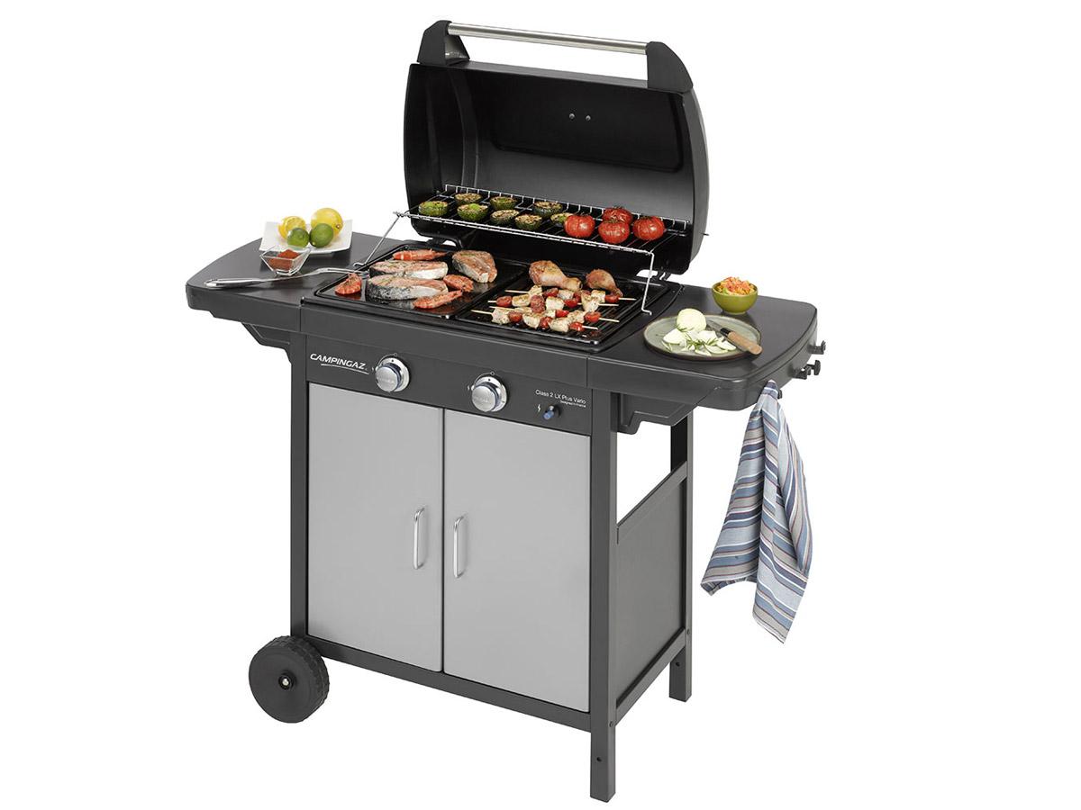 Barbecue Gaz class 2 lx vario plus