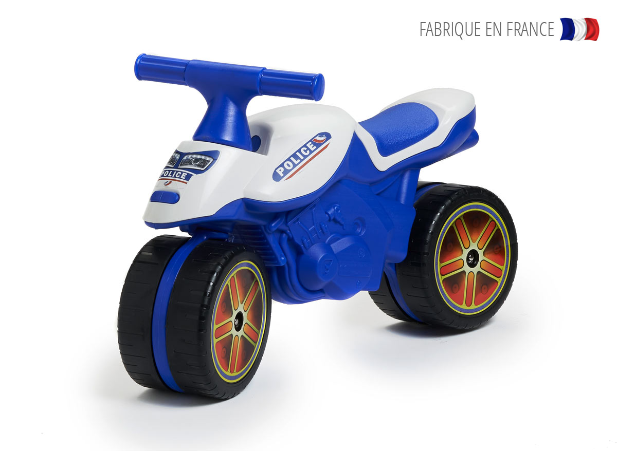 Porteur bébé moto de police FALK