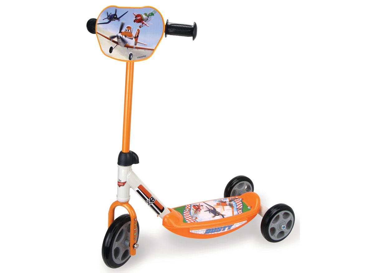 Trottinette 3 roues enfant PLANES Smoby