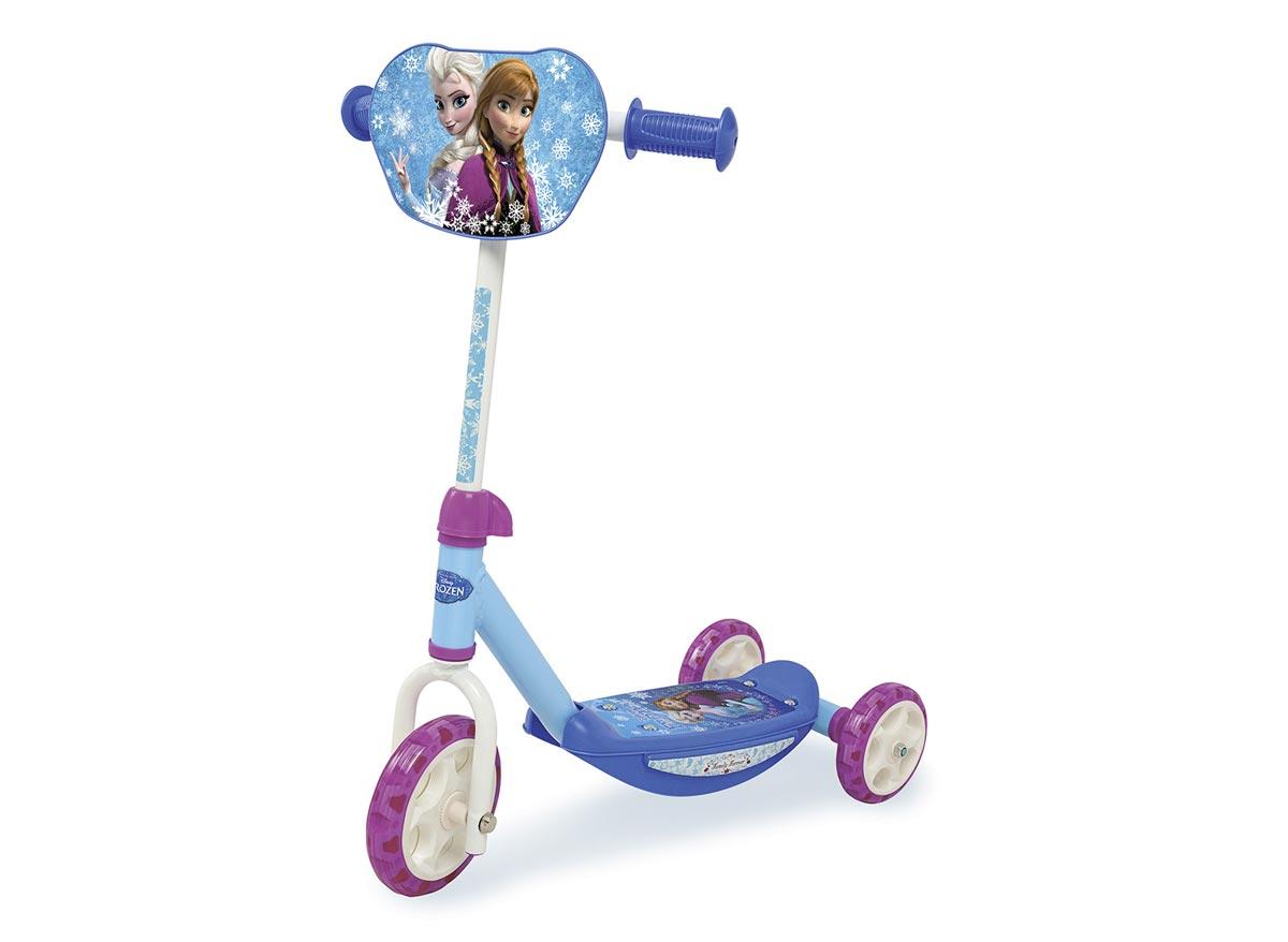 Trottinette 3 roues enfant Reine des neiges Smoby