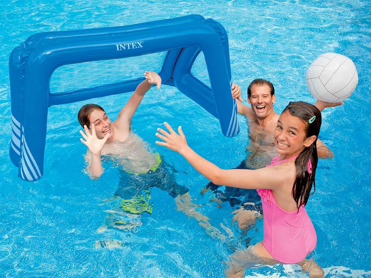 Jeu de water polo - Intex