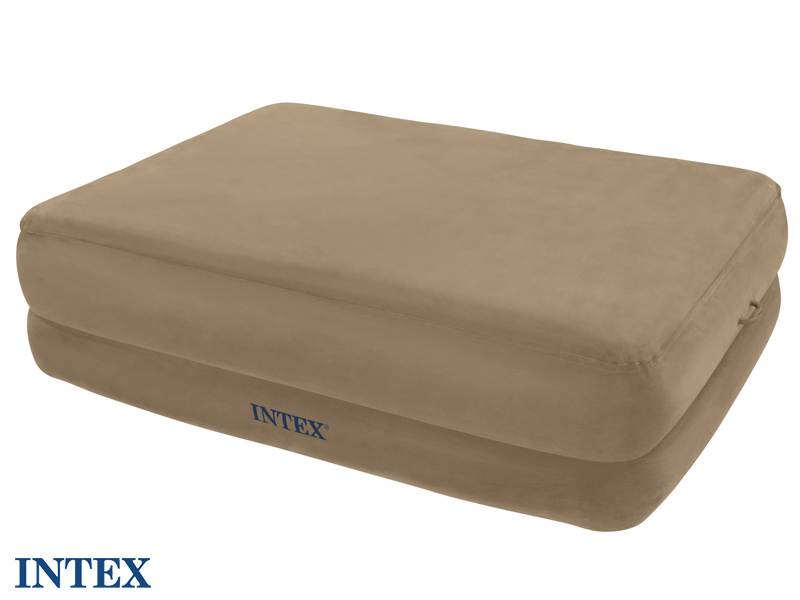 Lit d'appoint Premium INTEX 2 places Beige pour 125€
