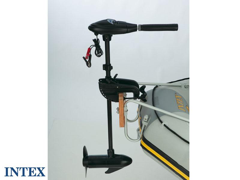 Moteur de bateau électrique 0.6 CV INTEX pour 179€