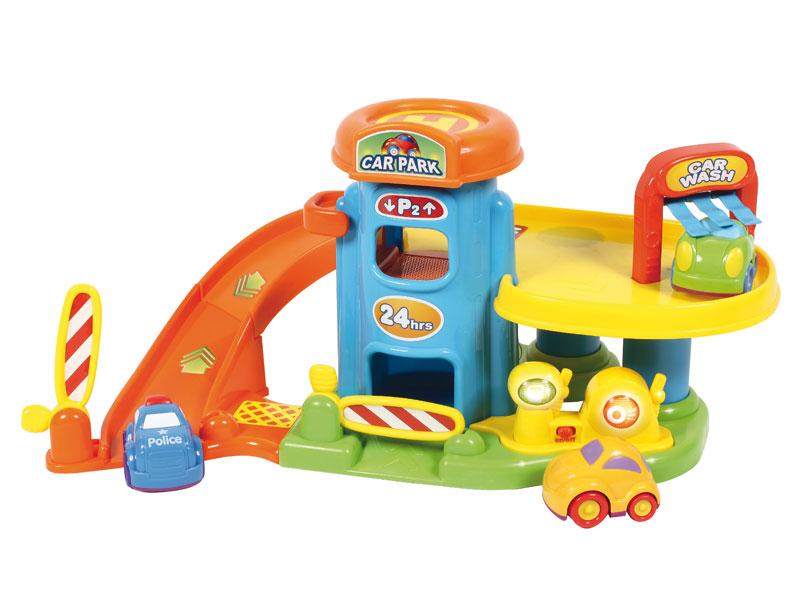 promotion Mon premier garage enfant BeToys
