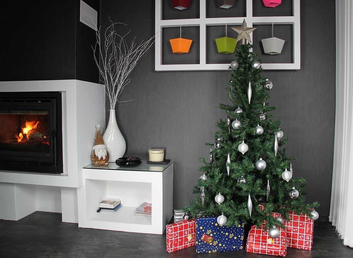Sapin de Noel artificiel Luxe 210 cm