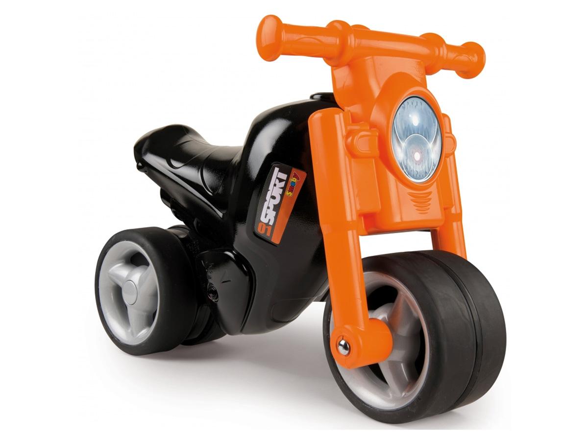 Trotteur Bébé moto noire