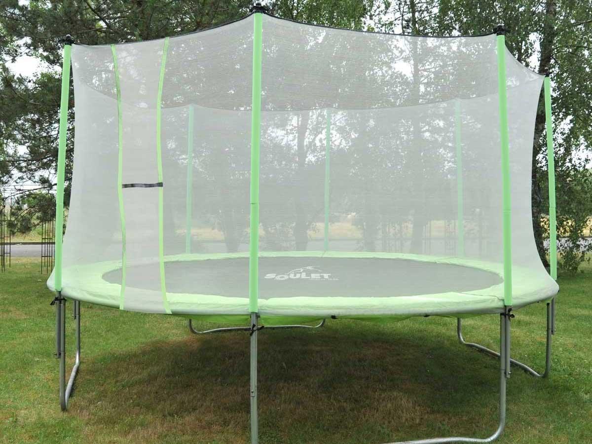 Trampoline pour enfant Ø 420 cm