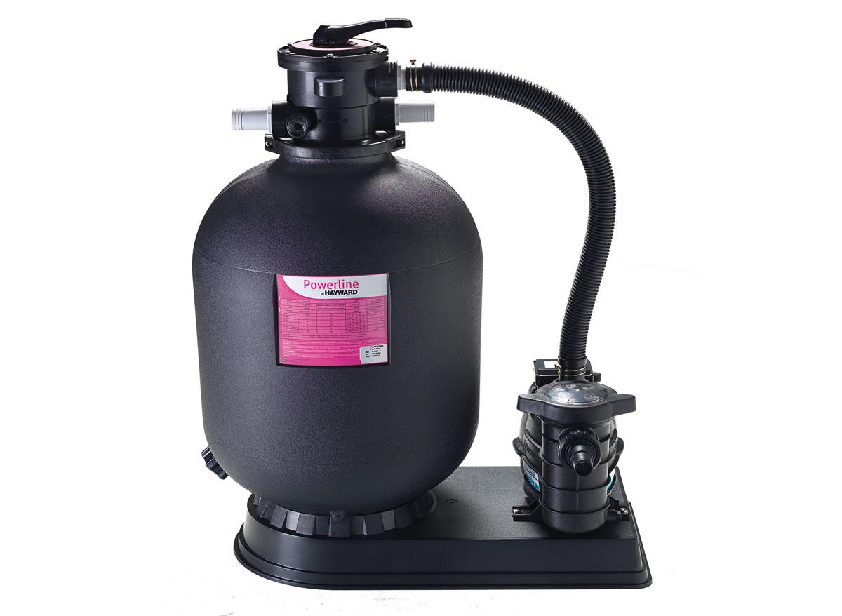 Groupe de filtration à sable 8 m³/h - Powerline by Hayward