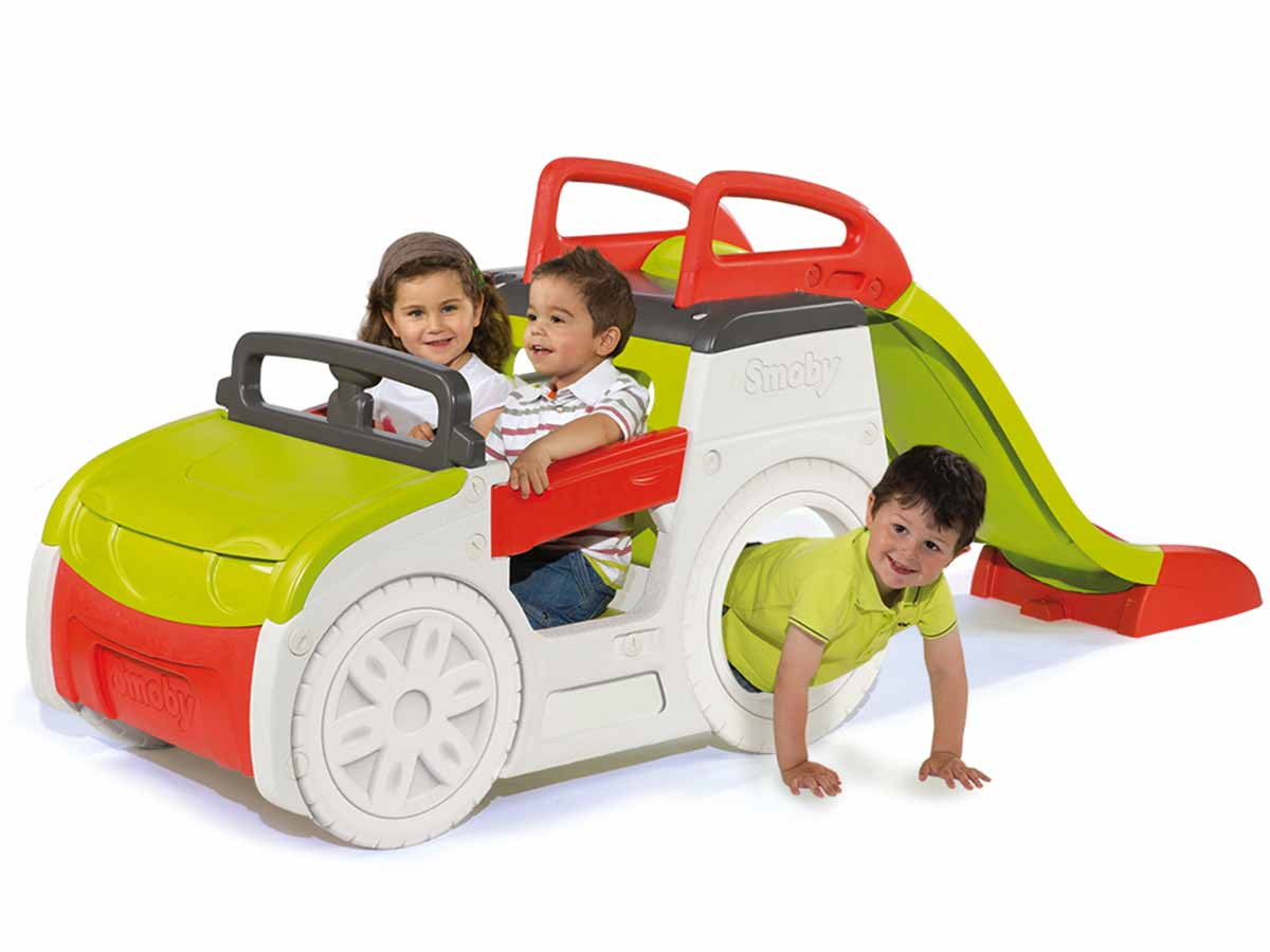 Aire de jeux Adventure Car