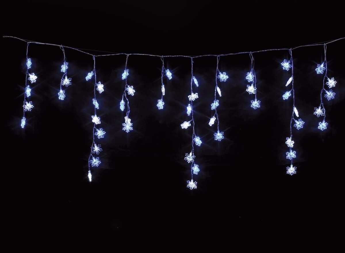 Guirlande lumineuse extérieur LED de Noël Etoiles 3 m
