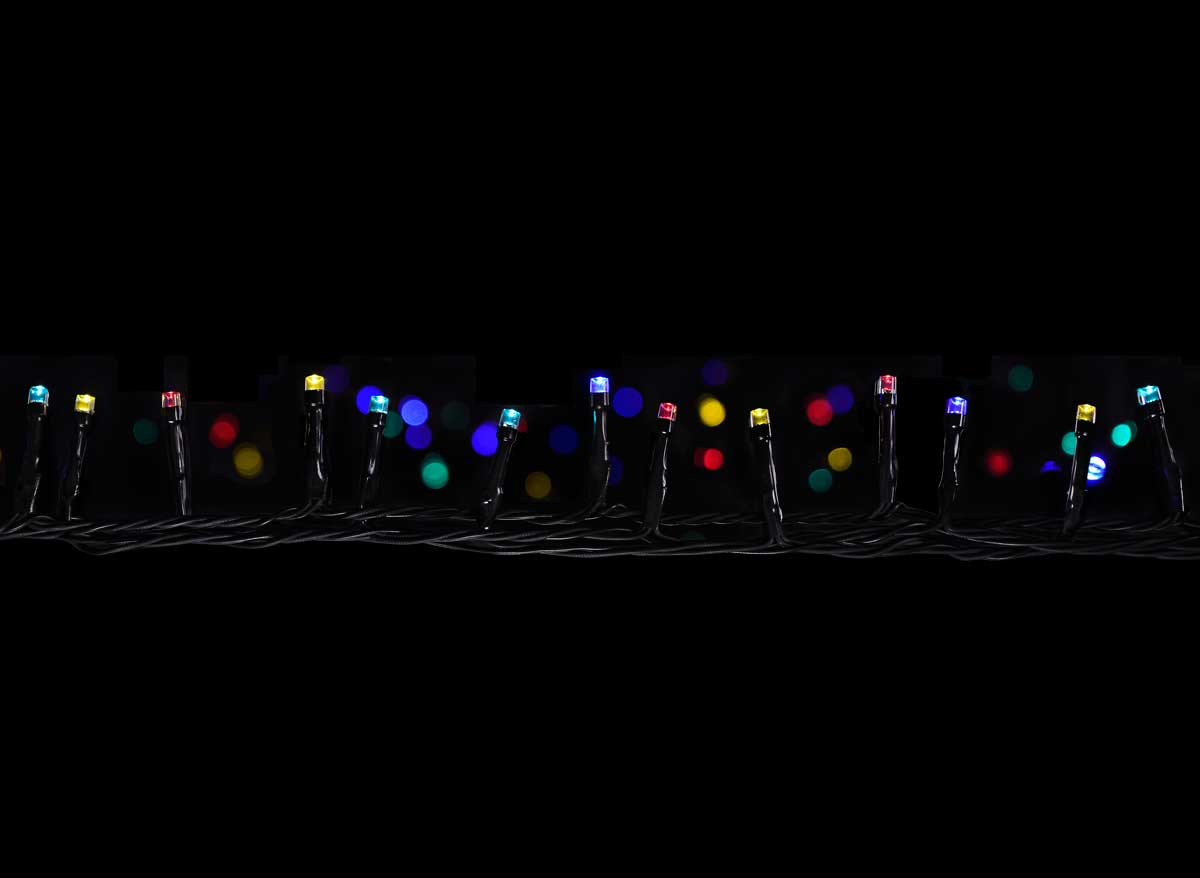 Guirlande lumineuse programmable 192 LED Multicolore