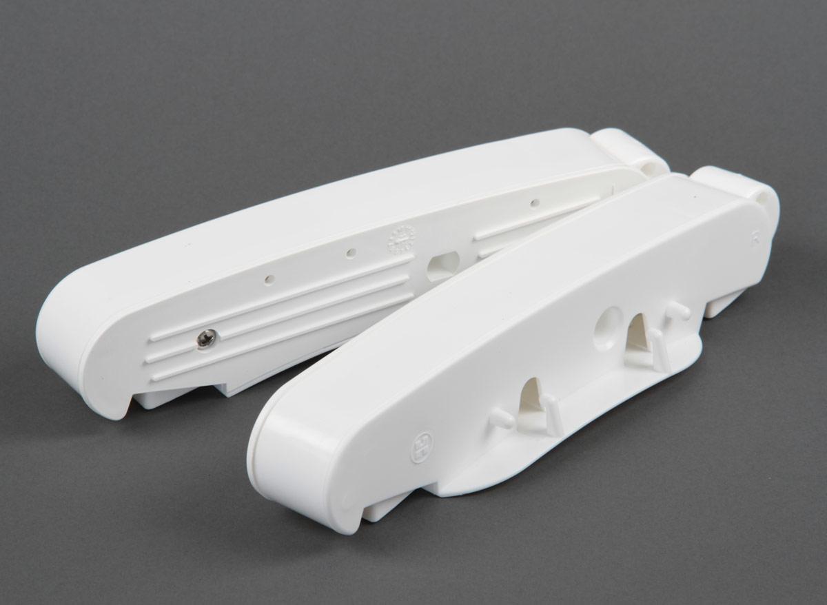 Kit patins Blanc pour Nettoyeur de Piscine Hayward