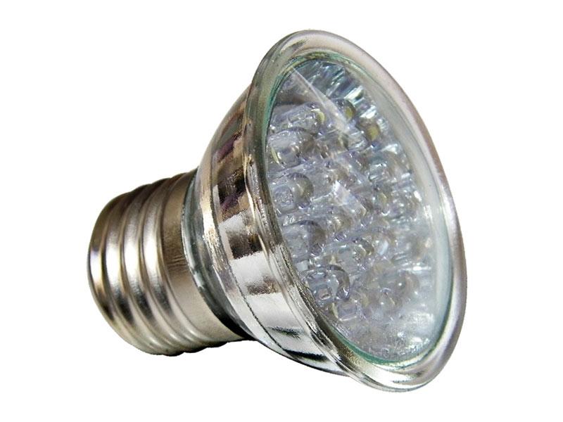 Ampoule LEDS Rouge 1W E27 - réf 66803 EASY CONNECT