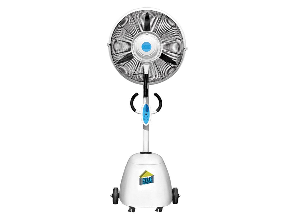 Ventilateur brumisateur portable pour 40 m²