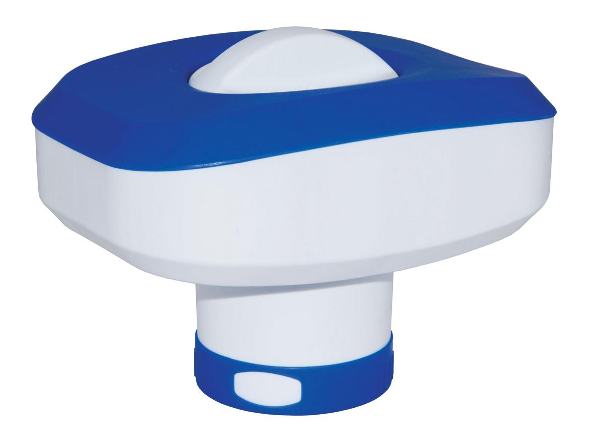 Doseur de chlore réglable rétractable pour piscine