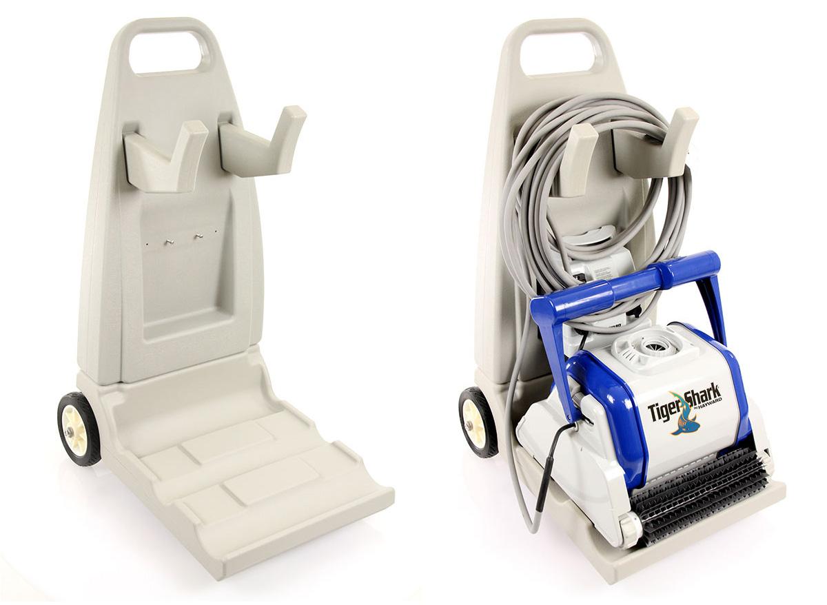 Chariot Pour robot de piscine tigershark - hayward