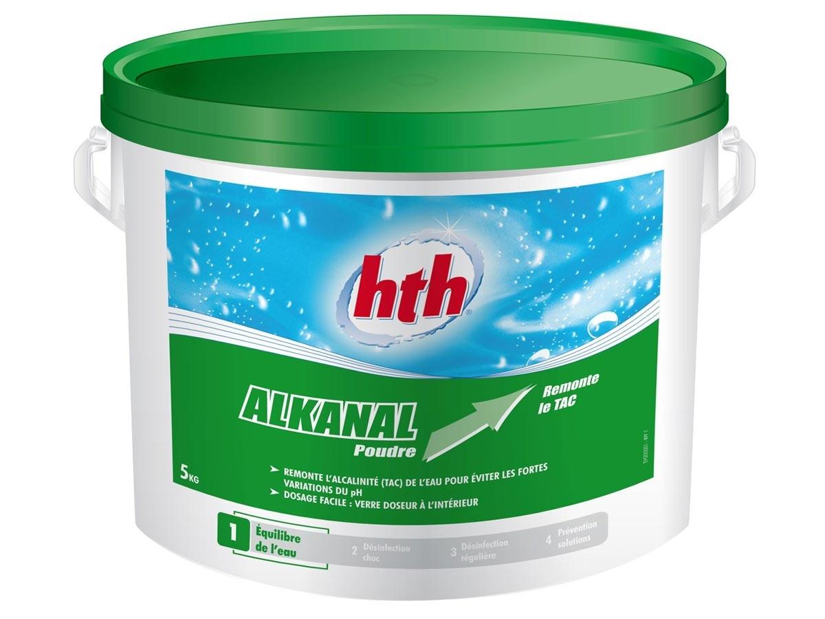 Alkanal Correcteur d'alcalinité 5 kg