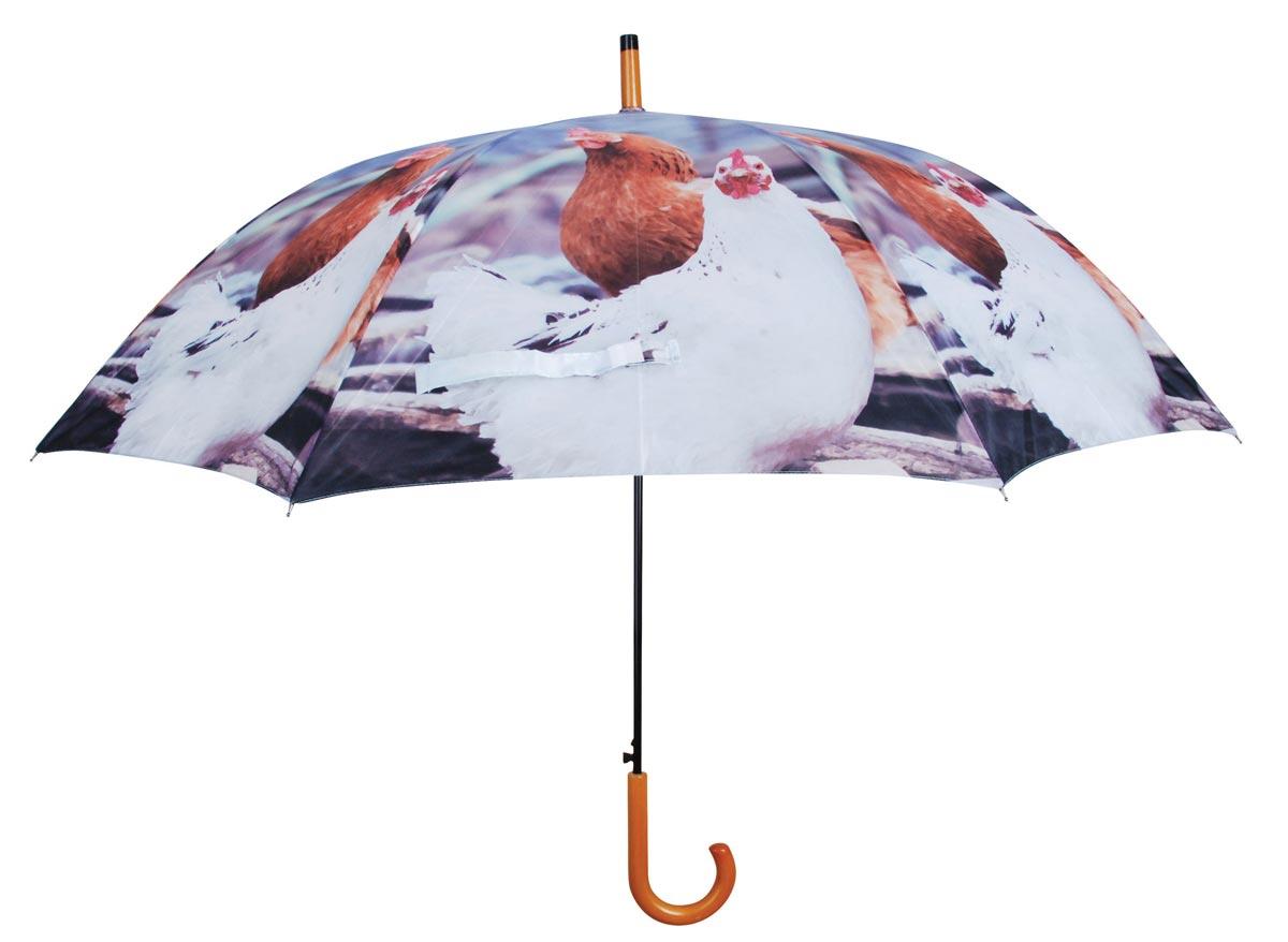 Parapluie animaux de ferme - Poule