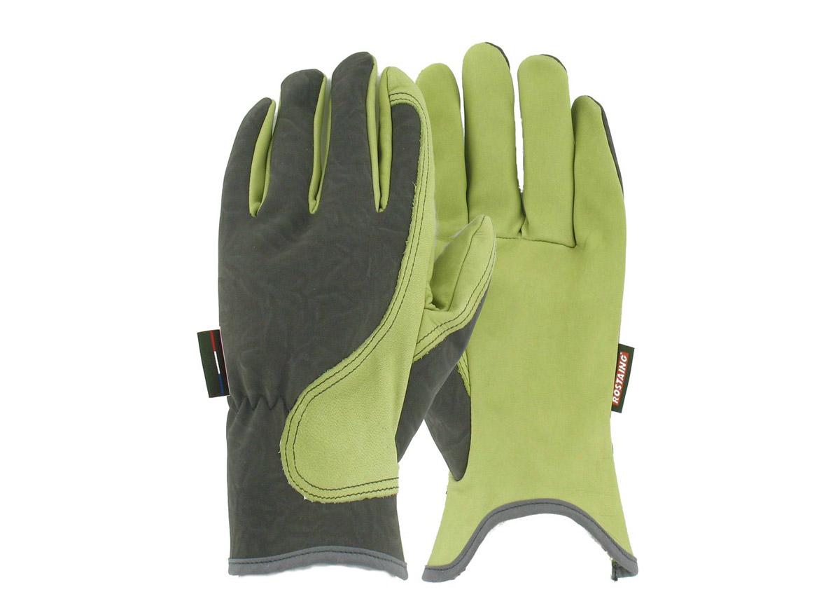 Gants de protection lookés hommes travaux de jardinage- taille 8