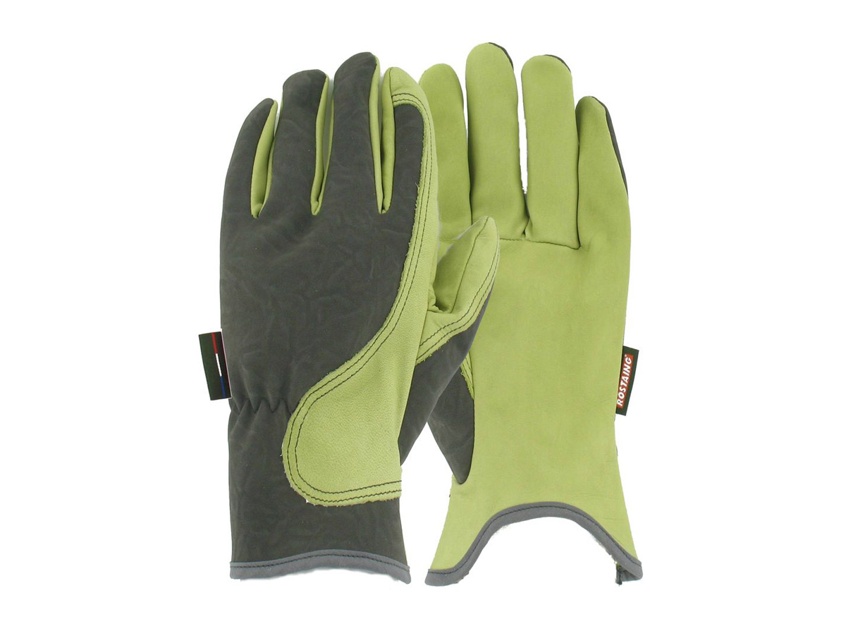Gants de protection lookés hommes travaux de jardinage- taille 10