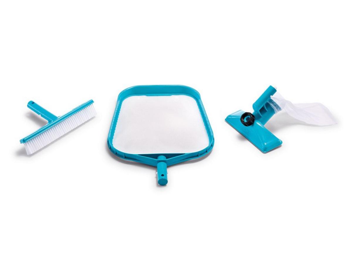 Kit de nettoyage pour piscine Basic