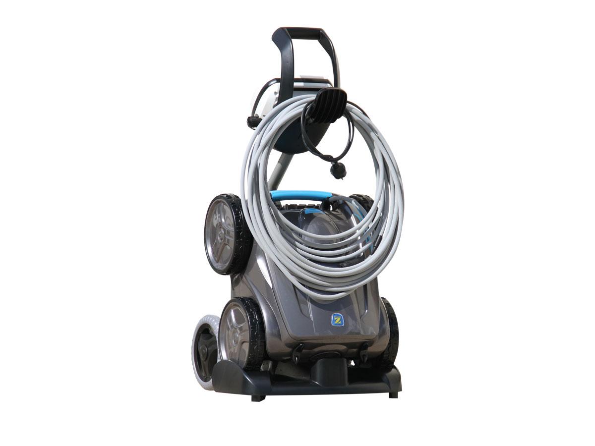 Robot de piscine électrique Vortex 4WD OV 5200 + Chariot - Zodiac