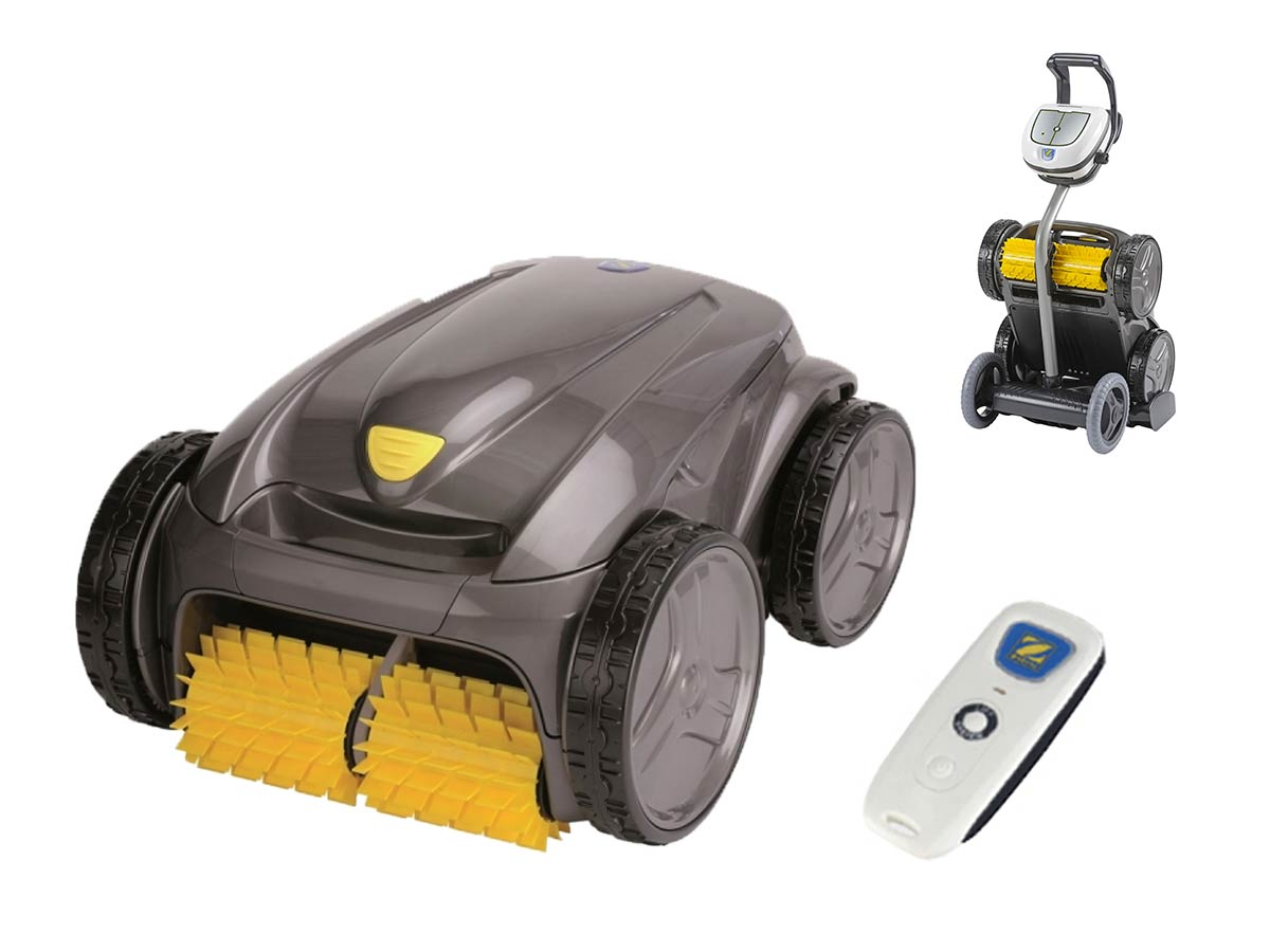 Robot de piscine électrique Vortex 2WD OV 3500 + Chariot - Zodiac