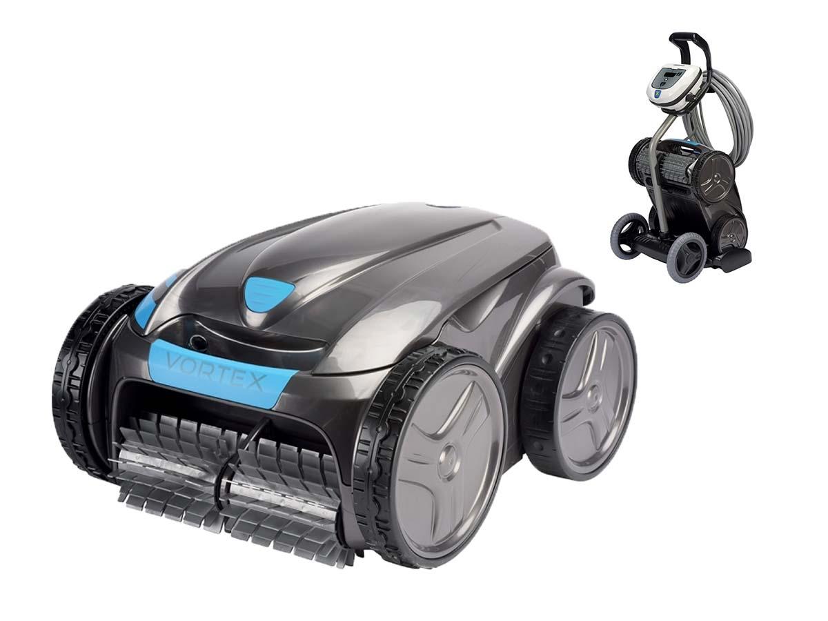 Robot de piscine électrique Vortex 4WD OV 5300SW + Chariot - Zodiac