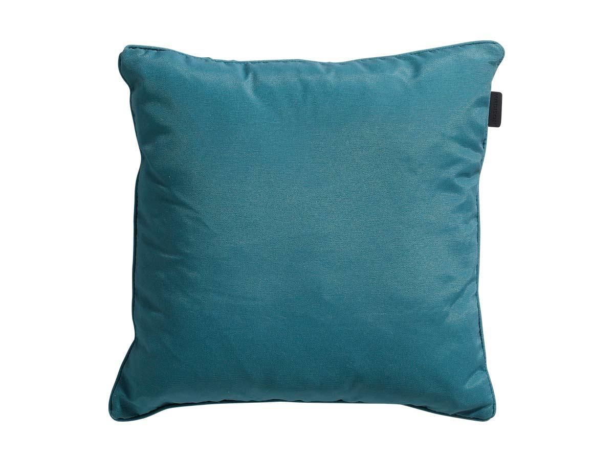 Coussin déco pour salon de jardin Panama Sea Blue 45 x 45 cm
